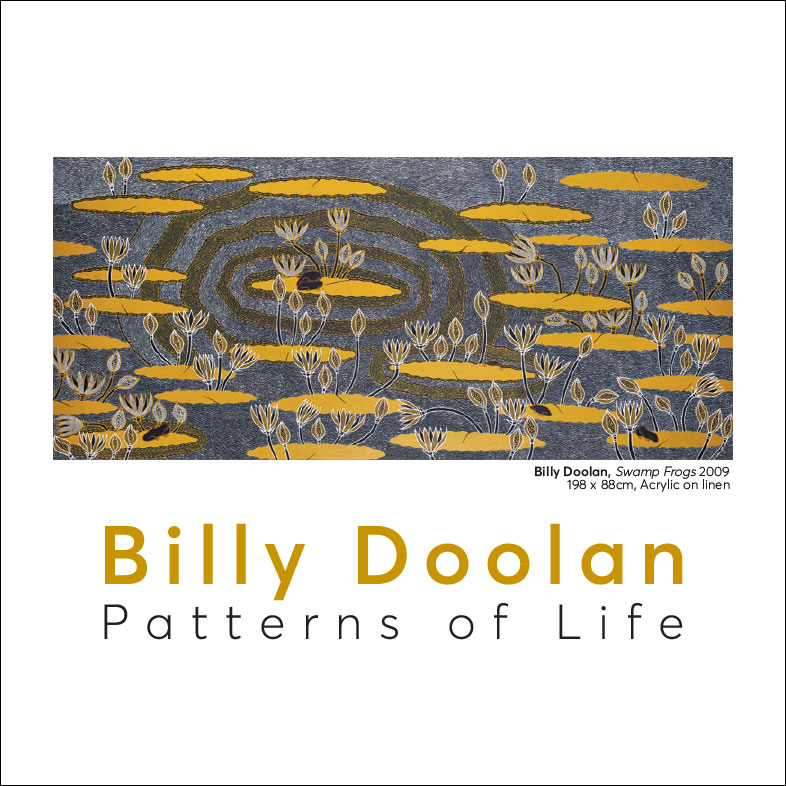 Billy Doolan - Patterns of Life