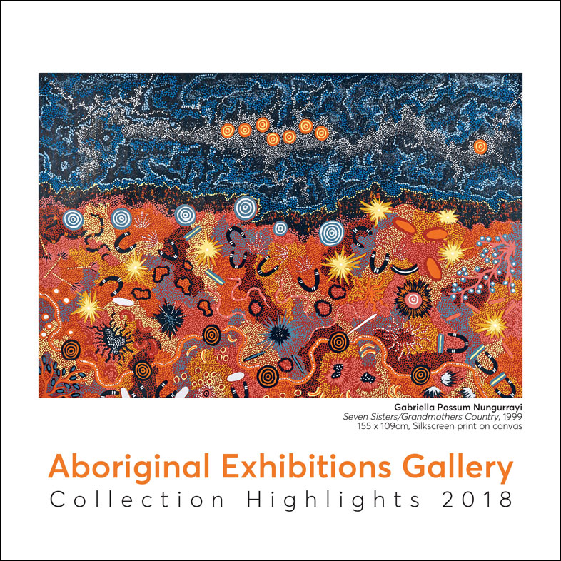 Collections Exhibition 2018