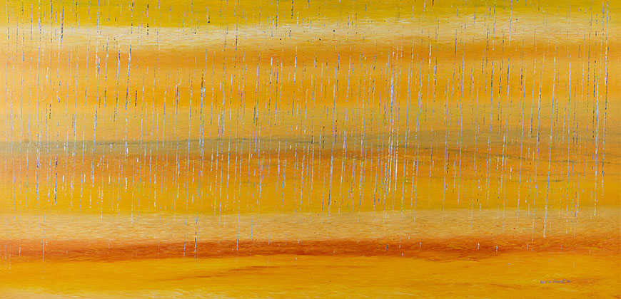 Rosella Namok, Sunset Rain
